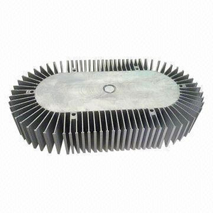 Car Heat Sink Made of Al6063| Aluminium Extrusion Parts