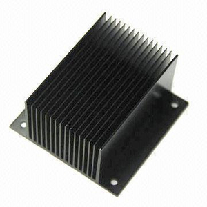 Anodized Heatsink Aluminum Extrusion Customized | Aluminium Extrusion Heat Sink Profiles