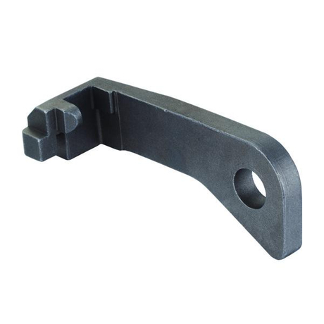 Investment Casting Parts of Hook Fixing | 16mncr5 Carbon Steel | Investment Casting Manufacturers